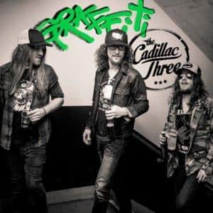 the cadillac three release,graffiti