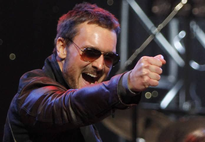 eric church shares,eric church,eric church shares story behind furniture factory,successful artist