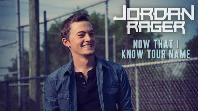 new single 'now that i know your name',now that i know your name,jordan rager releases new single,jordan rager releases,jordan rager