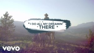 "lyric video,luke bryans I do all my dreamin there,luke bryan's,i do all my dreamin' there,""i do all my dreamin' there"" lyric video"